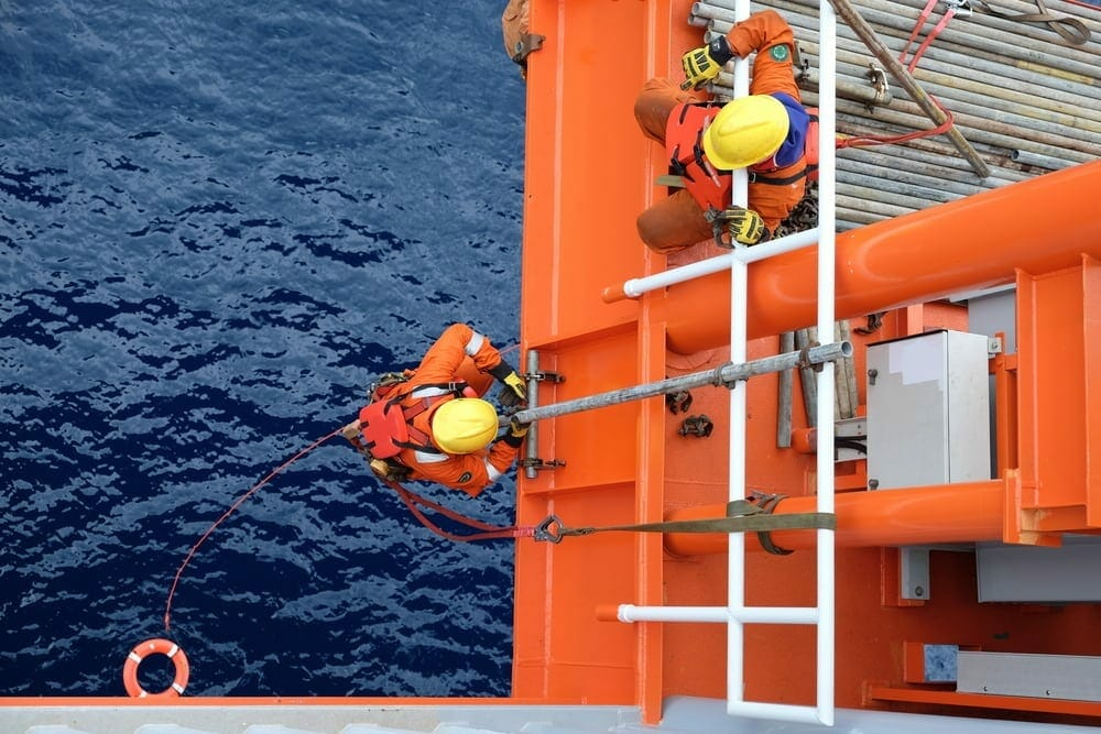 Steps to Take After You're Injured Offshore