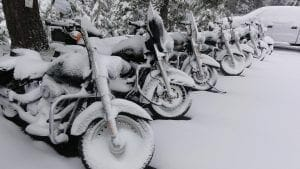 Motorcycle Safety For Winter Weather