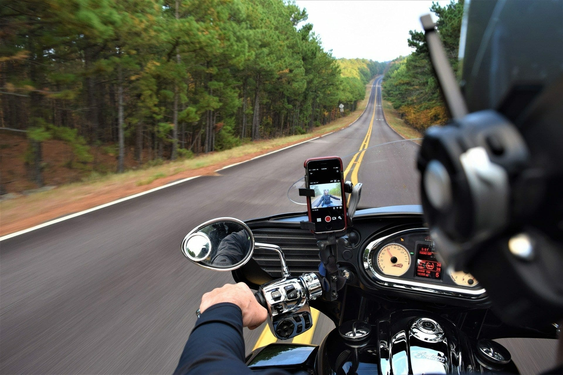 Loss of Control to Blame for Most Motorcycle Accidents
