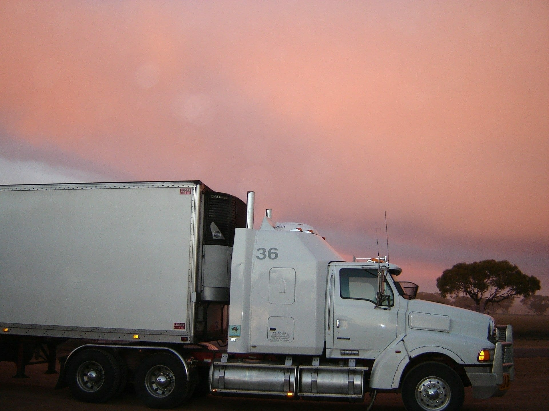 Truck Accident Statistics and Self Driving Trucks